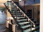 Bürogebäude - Treppe